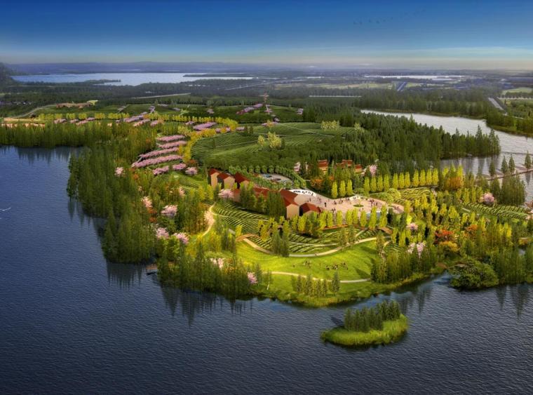 [湖北]东湖园艺场及万国公园方案设计(2017年|PDF+233页)