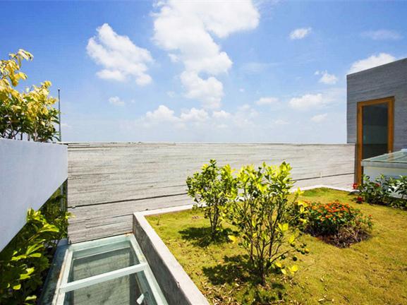 越南360°自我防卫住宅景观-越南360°自我防卫住宅景观第1张图片