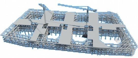 超高层建筑26米深基坑工程综合施工技术总结图文并茂
