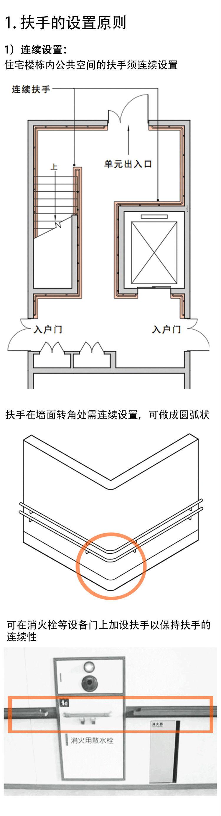 老年住宅中的细节设计