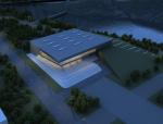[四川]文化中心体育中心建筑设计施工图(CAD+SU+文本)