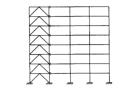 轻钢结构住宅支撑体系抗震性能研究(PDF,4页)