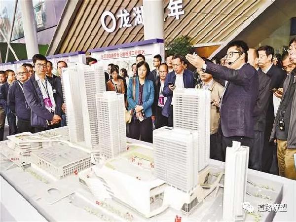 重庆或将再添网红,沙坪坝站成为全国首例商圈高铁TOD