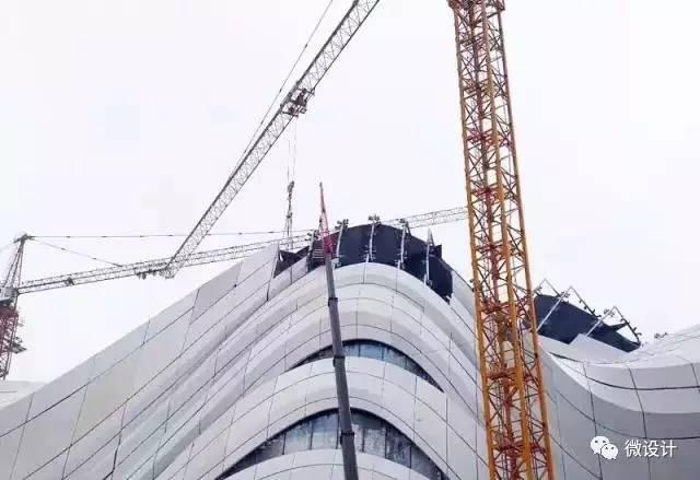 扎哈在中国的遗作终于完成,耗资28亿,施工难度堪比鸟巢_36