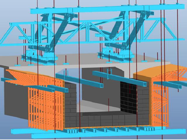 跨湖大桥三向预应力(48+80+48)m连续梁悬臂现浇段施工专项方案(菱形挂篮,对称浇筑)