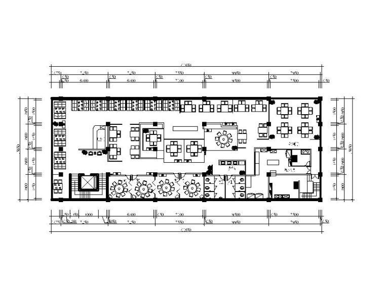 中式火锅店装修(含效果图、CAD施工图、3D模型带灯光材质)_1