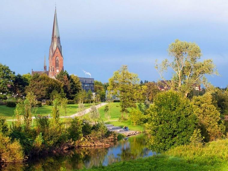 Lünen河畔绿色空间