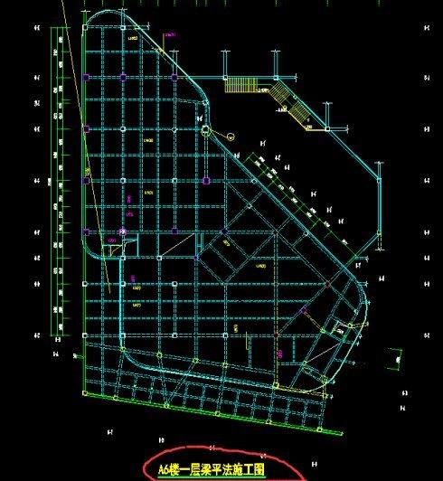 建筑和结构施工图的拍图需要注意事项