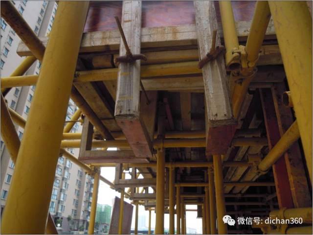 某建筑工地标准化施工现场观摩图片(铝模板的使用),值得学习借鉴_51