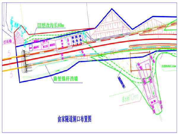 隧道专项施工方案(2017年)