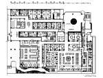 高级休闲会所设计CAD施工图(含效果图)