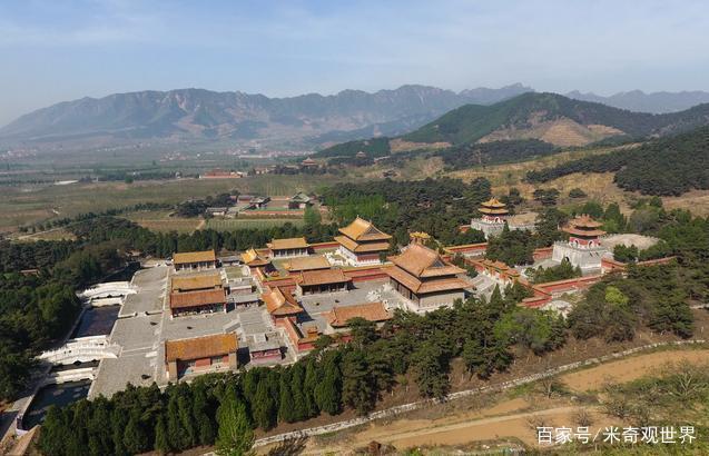 """中国""""最低调""""的皇陵:全部用土建造,却被称为东方金字塔_1"""