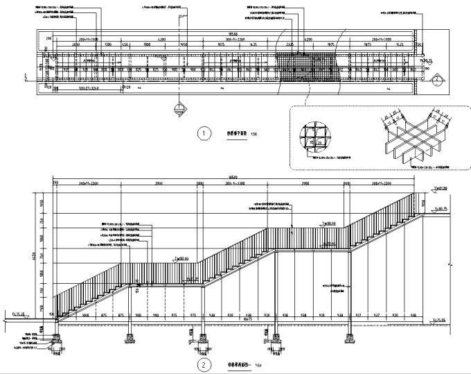 楼梯北京赛车详图