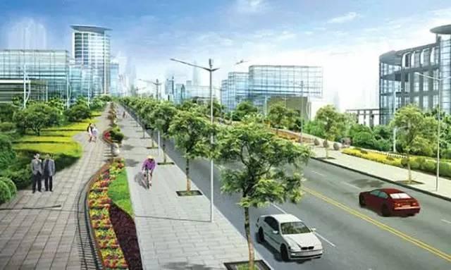 如何打造城市道路设计理念