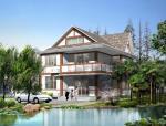 私家别墅景观建筑设计施工图