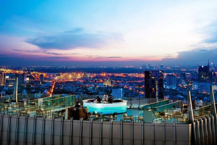 曼谷10家最棒的屋頂酒吧!上天臺去,你會被泰國徹底驚艷!