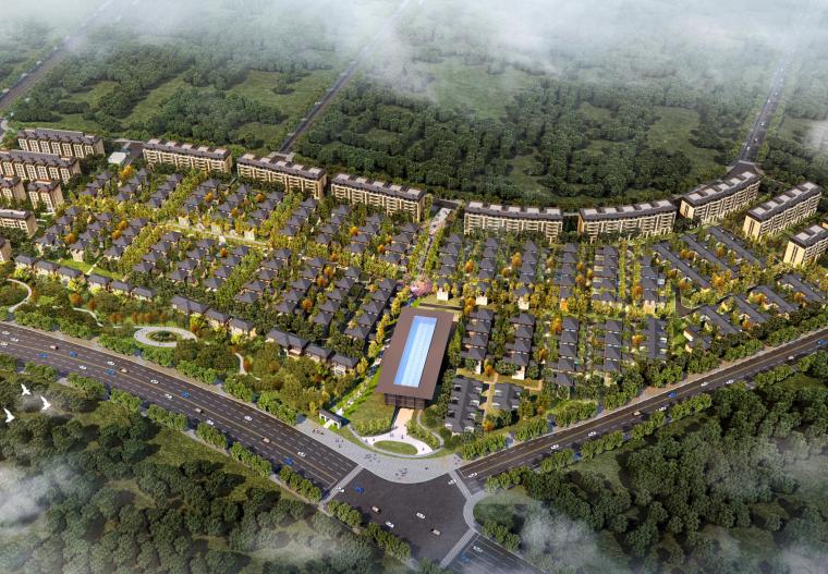 [上海]泰禾上海院子建筑设计方案文本