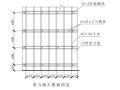 模板支撑架搭设及地下室挡土墙模板施工方案