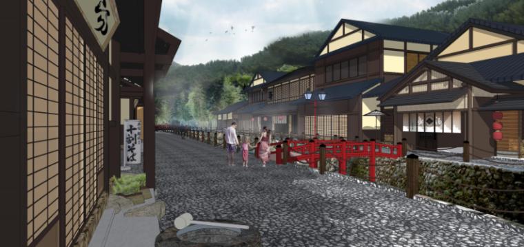 [江西]宜春温泉旅游度假区特色小镇规划设计(安静、禅意、高端)