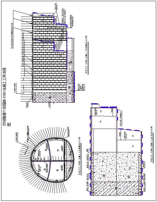 [云南]铁路扩能改造工程隧道实施性施工组织设计(200km/h双线隧道)_4