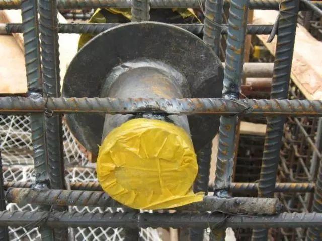 机电工程管道预留预埋施工工艺标准化做法图解_7