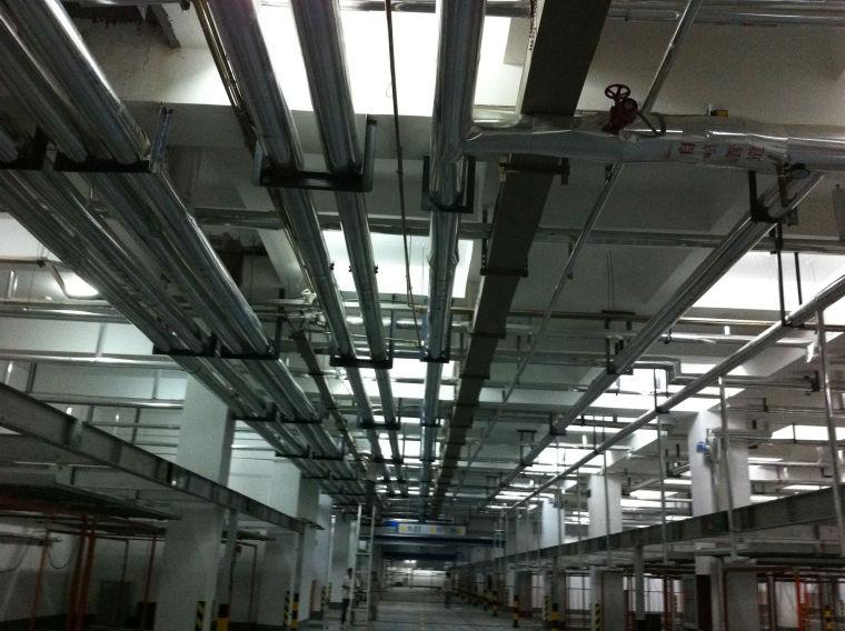 管理型成品管道支吊架安装系统施工工法