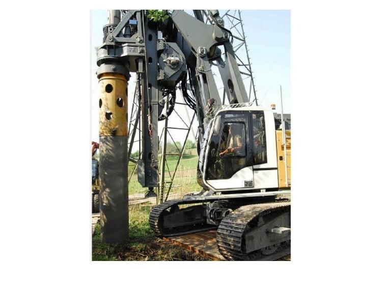 旋挖钻机施工埋设钢护筒有哪些要求?