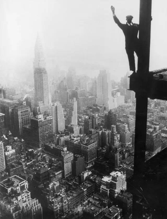 历史的必然:现代主义建筑在美国