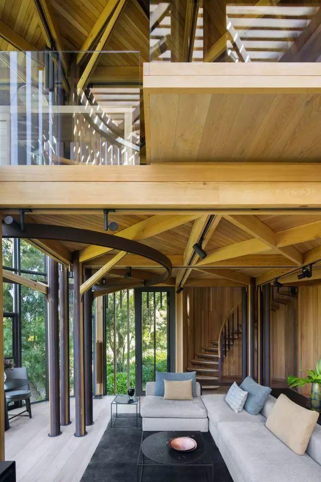 这些树屋,满足你对森林的所有幻想_4