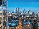 伦敦眼旁的精致公寓,窗外何止是惊艳?