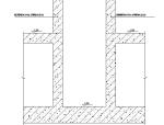 地下停车场板图CAD格式