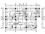 9层框剪结构宾馆结构施工图(CAD、37张)