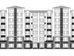 [宁夏]多层框架剪力墙住宅建筑施工图(含多栋住宅楼及全专业)