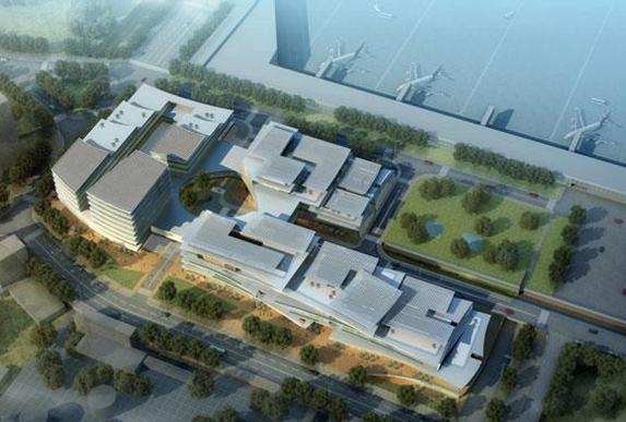 海峡收藏品交易中心全套施工图(10万平商业综合体)