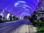 秦岭南山公路隧道