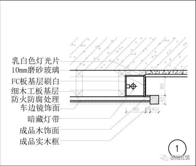 施工图|墙面类的通用节点标准图集