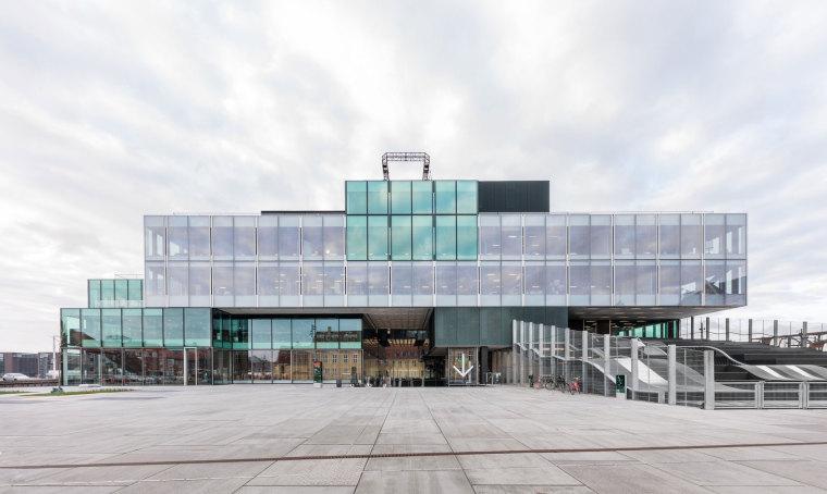丹麦BLOX办公大楼高清大图