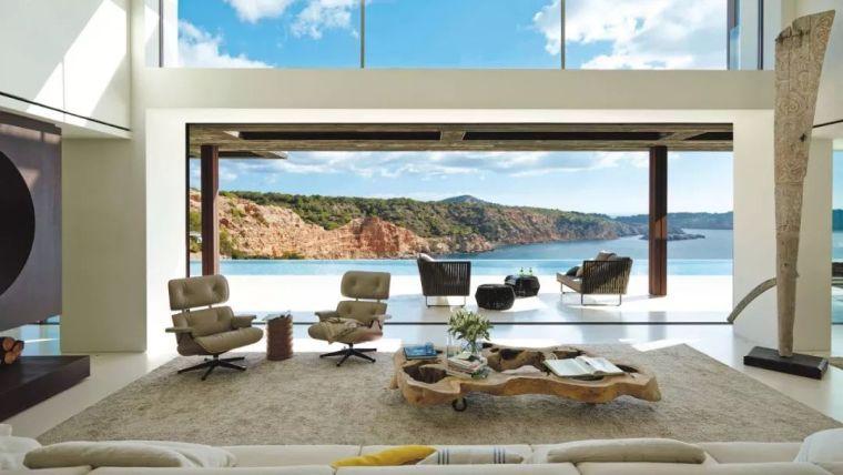 5个唯美的海滨别墅设计,演绎自然静谧的高贵气质!