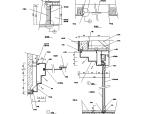 【超全】各种类型室内实木门CAD图集(结构详图+大样图)