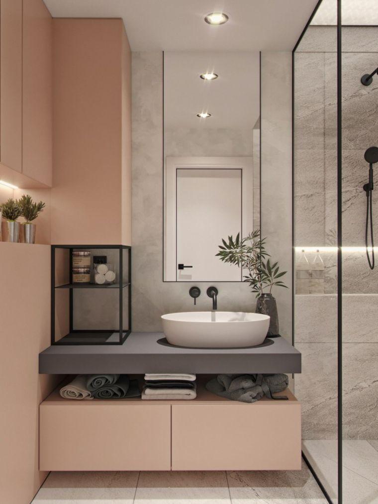卫生间无法四室分离?这20个干湿分离方案很受欢迎!_2