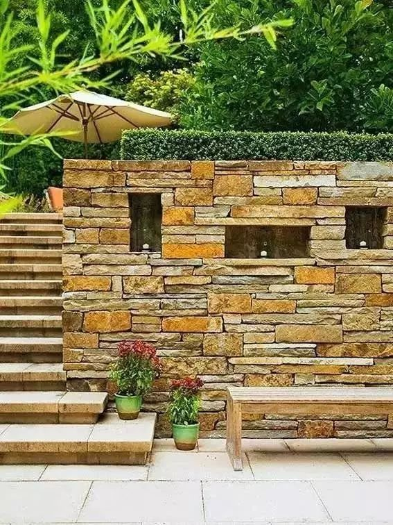 用心设计过的围墙,能让你家小院瞬间与众不同!_34