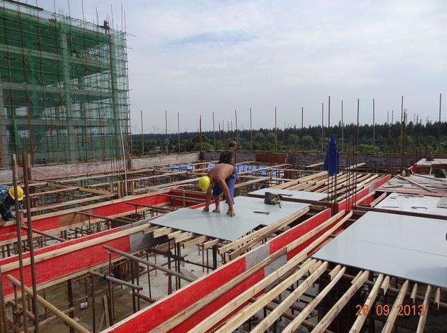 建筑工程主体结构施工常见质量问题及防治措施