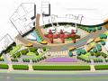 [武汉]商业广场概念性景观设计文本