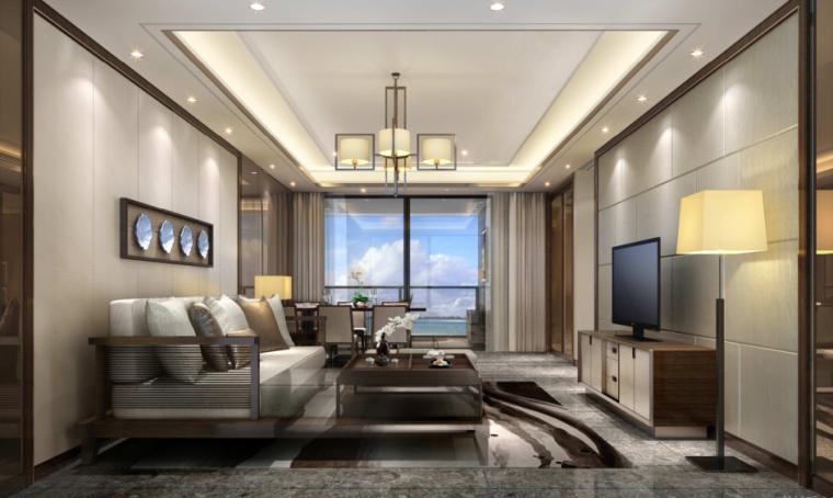 [三亚]梁志天-三亚海棠湾售楼部和样板间方案设计文本