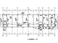 5层框架结构教学楼结构施工图(CAD、17张)