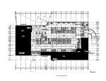 5层图书馆防火分区设计图(CAD、6张)