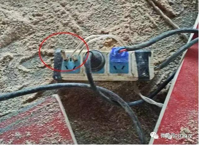 总结的太好了!建筑施工现场临时用电常见隐患、错误做法都在这呢_34