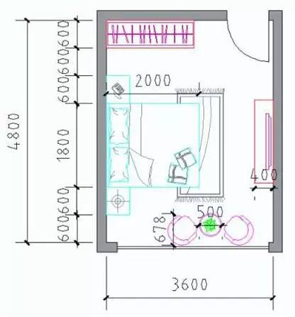 最全户型房间尺寸分析,设计师必备!_7