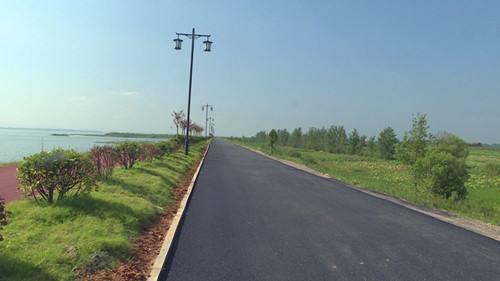 防汛道路改造工程设计研究