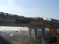 现有一座现浇箱梁桥梁需要拆除,请问哪位龙友有相关的施工方案?